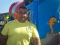 Stéphane, chef de la caravane Fruit Shoot  et responsable du service maintenance dans un institut thérapeuthique sur BordeauxTDF2015.jpg
