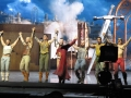 Coulisses Tournage 3D spectacle la legende du roi Arthur (1)