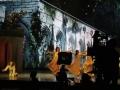 Coulisses Tournage 3D spectacle la legende du roi Arthur (17)