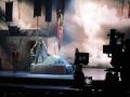 Coulisses Tournage 3D spectacle la legende du roi Arthur (3)