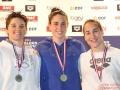 Podium 50m nage libre damesGolden Tour FFN NICE