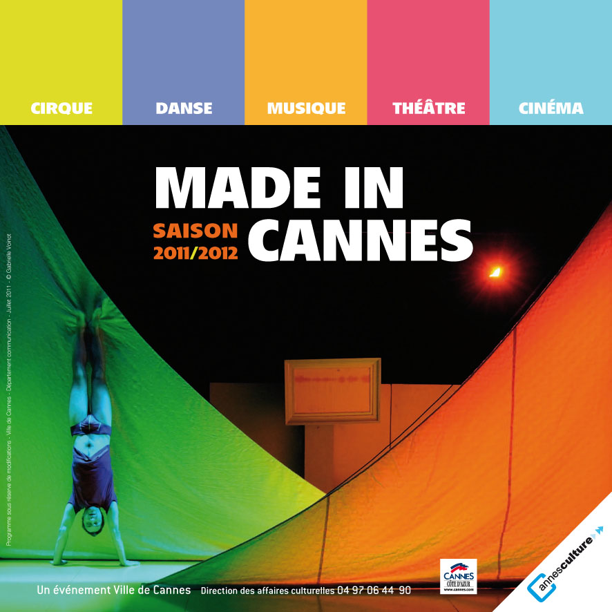 Made in Cannes saison 2011-2012