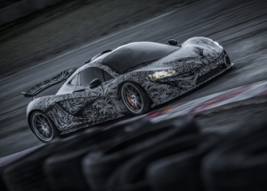 nouveautés 2013 McLaren p1