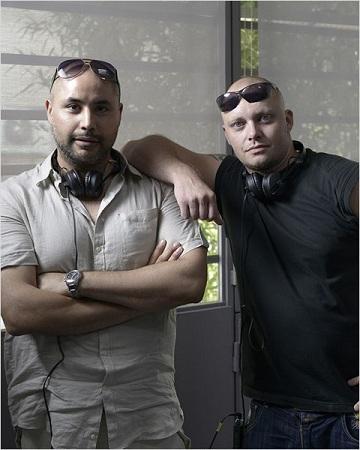 Albert Pereira-Lazaro et Emmanuel Klotz © Universal Pictures International France