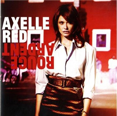 Axelle red rouge ardent