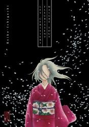 Cerisiers fleurissent malgre tout kana Ichiguchi