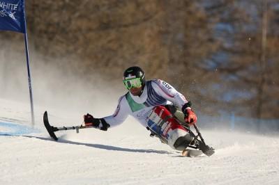 Yohann Taberlet – Médaille d'argent en Super géant et médaille de bronze en descente