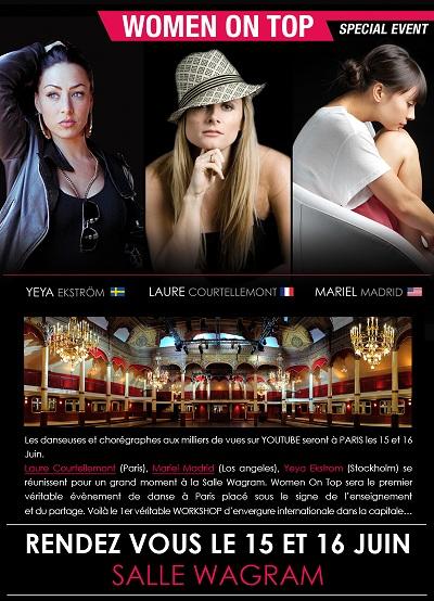 Laure Courtellemont, Women on Top