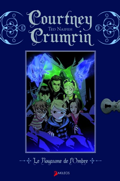 courtney crumrin comics tome 3 reedition colorisee