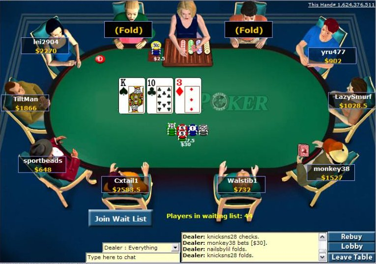 Game poker en ligne gratuit super 7 slot machines