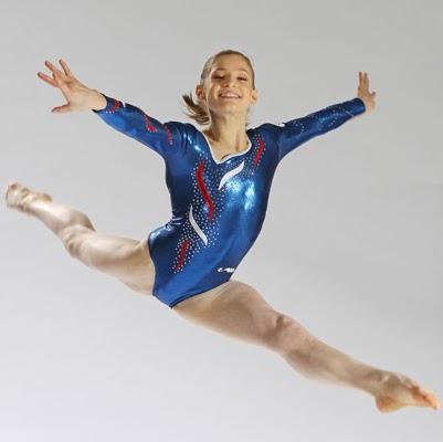 anne Khum -gymnastique