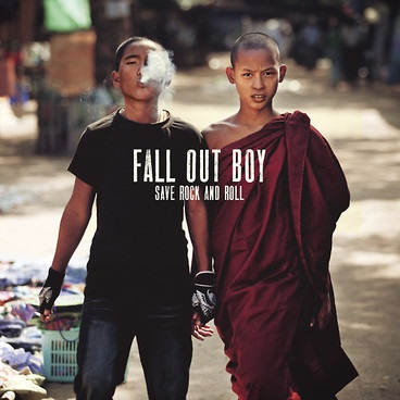 Fall Out Boy, save rock and roll