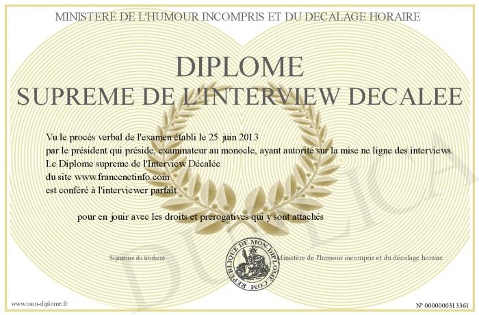 700-313361-Diplôme supreme de l'Interview Décalée