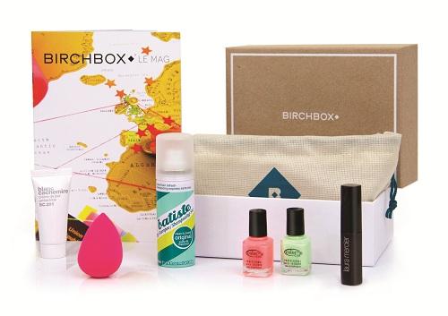 Birchbox-box