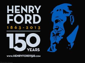 150 ans Henry Ford