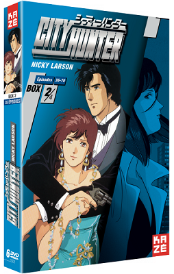 City Hunter Box 2