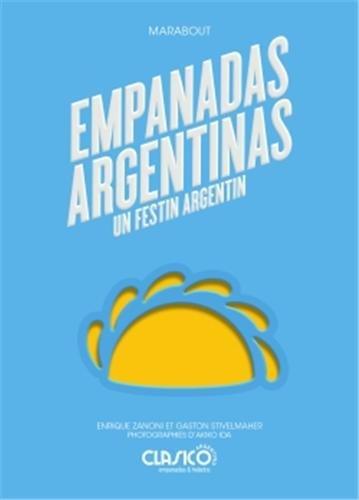 Empanadas Argentinas, un festin argentin, aux éditions Marabout