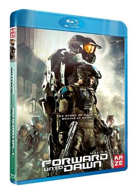 Halo 4 Forward unto Dawn, en Blu-ray chez Kazé