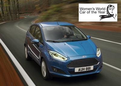 La Ford Fiesta 1.0 EcoBoost Voiture Feminine de l'Annee