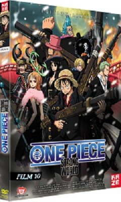 One Piece Strong World, film 10 chez Kazé