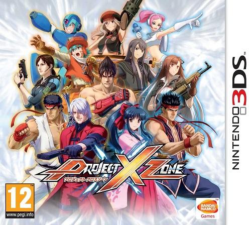 Project X Zone, sur 3DS, un cross-over improbable