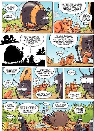 Histoire de la bande dessinée  Wikipédia