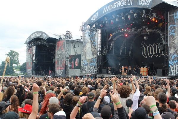 Hellfest : mainstages