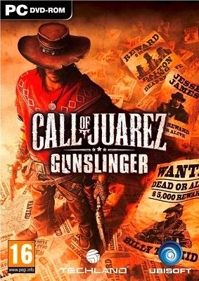 Call of Juarez Gunslinger, un FPS édité par Ubisoft