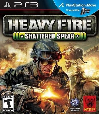 Heavy Fire  Shattered Spear, un jeu de tir sur consoles et PC