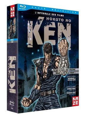 Hokuto no Ken, les trois films en Blu-Ray chez Kazé !