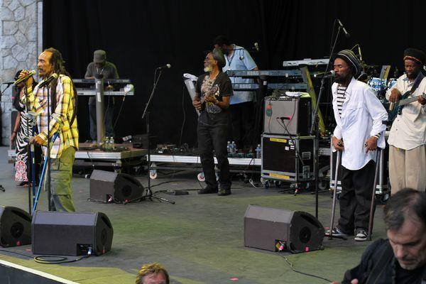 Israel Vibration  Reggae à Nice au Théâtre de Verdure