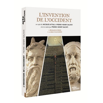L'Invention de l'Occident, un coffret DVD édité par Arte Editions