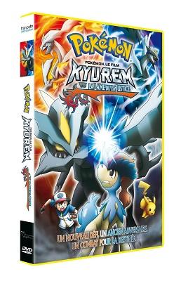Pokemon, le film  Kyurem vs la Lame de la Justice