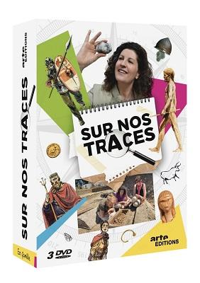 Sur nos traces, un coffret DVD édité par Arte Editions