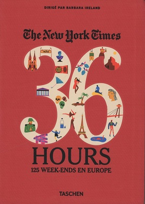 The New York Times, 36 hours Europe