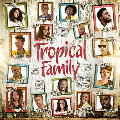 Tropical Family Lucenzo & Kenza Farah  revient avec  Obsesion