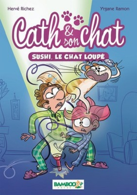 cath-et-son-chat-t1-sushi-le-chat-loupe-bamboo