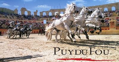 Le Puy du fou meilleur Parc d'Europe 2013