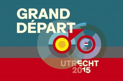 Le Grand Départ d'Utrecht en 2015
