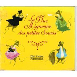 Album-Du-Pere-Castor-La-Plus-Mignonne-Des-Petites-Souris