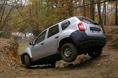 essai Nouveau Dacia Duster