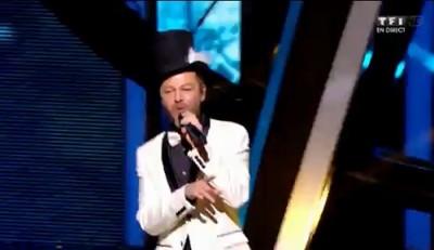 Nrj Music Awards 2014 Christophe Mae