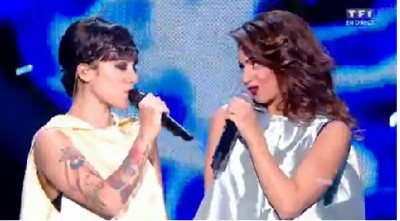 Tall et  Alizee