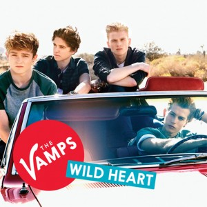 The Vamps - Cover Wild Heart