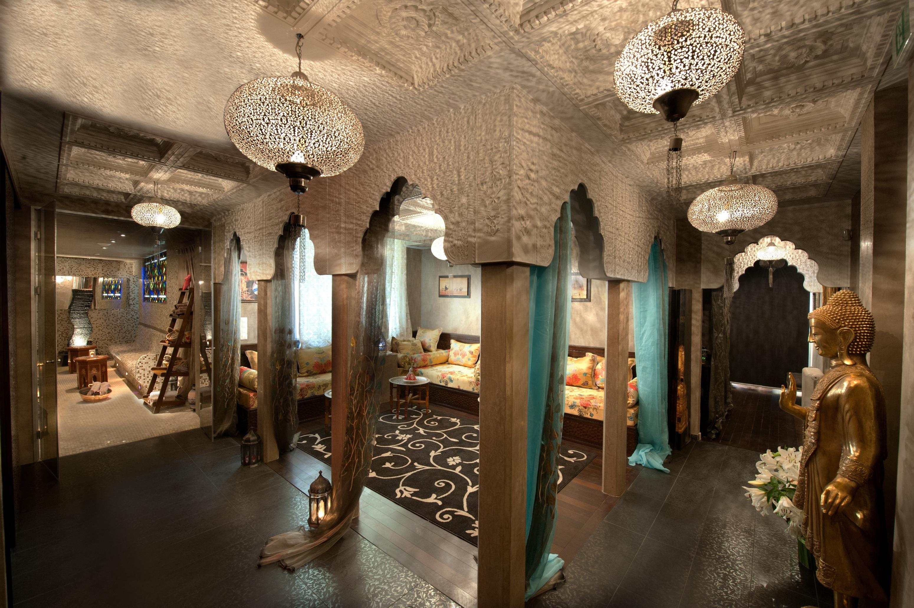 l adn or normes spa hammam. Black Bedroom Furniture Sets. Home Design Ideas