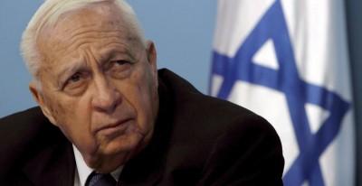 Ariel Sharon premier ministre