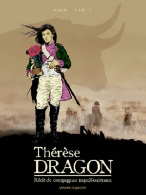therese-dragon-recit-de-campagnes-napoleoniennes-bd-vents-d-ouest
