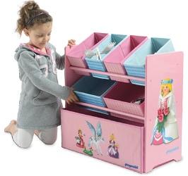 Des rangements playmobil pour les jouets des enfants - Casier de rangement pour jouet ...
