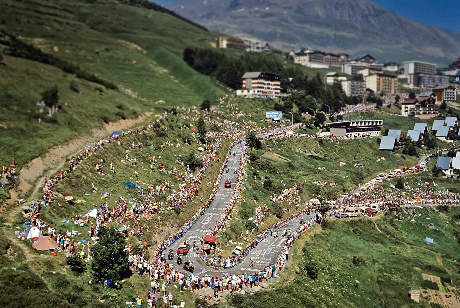 How Long Is The Tour De France