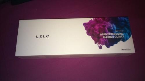 LELO INA Wave box